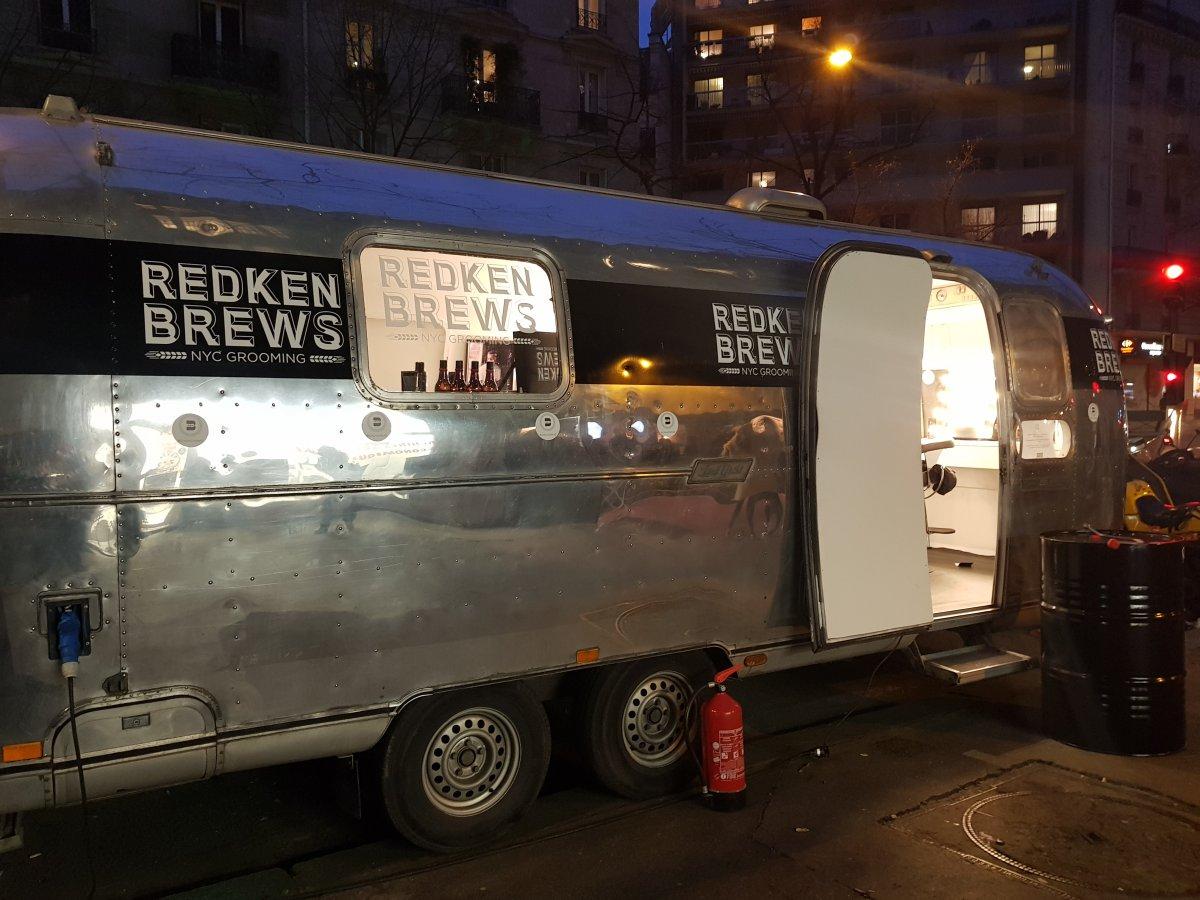 redken brews   un truck  une soir u00e9e et des barbus