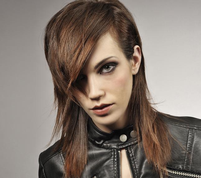 Coupe de cheveux ado fille a la mode