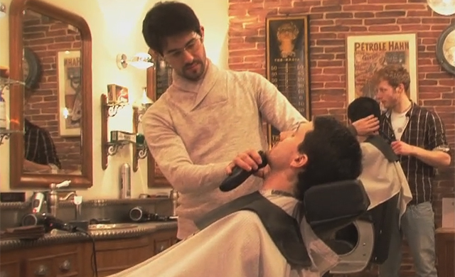 coiffeur homme montreal